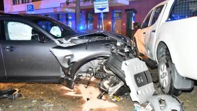 Photo of Zwei Schwer verletzte nach Unfall in Heimfeld