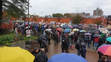 Photo of Teilnehmerzahl der Demo gegen Tierversuchslabor sprengt Erwartungen