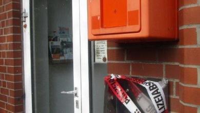 Photo of Unbekannte sprengen Briefkasten an Horneburger Polizeistation