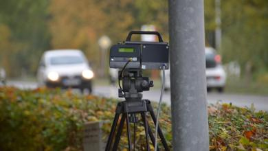 Photo of Fahrverbote nach Geschwindigkeitskontrollen