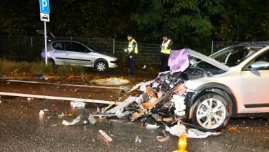 Photo of Unfall auf der B75 erforderte zeitweise Sperrung