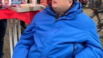 Photo of Bürgerschaftsabgeordneter besucht Neugrabener Marktpassage