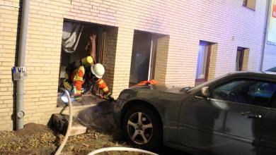 Photo of Nach Wohnungsbrand schwebt 32-jähriger in Lebensgefahr