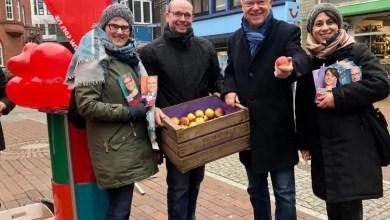 Photo of Stephan Weil unterstützte spontan Harburger Sozialdemokraten