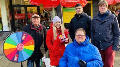 Photo of Bürgerschaftsabgeordneter besuchte Neugrabener Zentrum