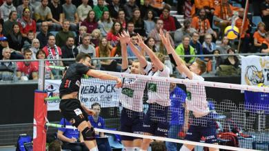 Photo of Volleyball-Bundesliga in der CU-Arena