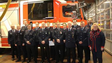 Photo of Feuerwehr Maschen mit beeindruckender Bilanz – 113 Einsätze absolviert