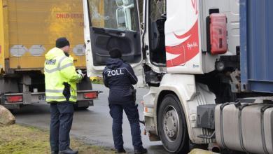 Photo of Polizei und Zoll kontrollieren LKW auf der Bundesstraße 73 – diverse Mängel festgestellt