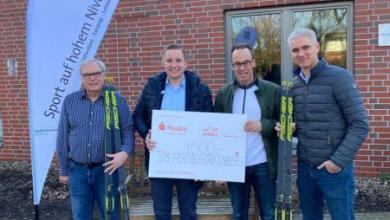 Photo of Die erfolgreichen FiFa-Loipenjäger erhalten großzügige Spende