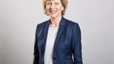Photo of Senatorin Dr. Dorothee Stapelfeldt in Neugraben