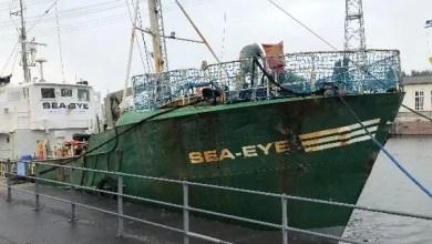 Photo of Sea-Eye-Think⚓boat wird Sammelstelle für Hilfslieferungen an die Flüchtlinge in den griechischen Camps