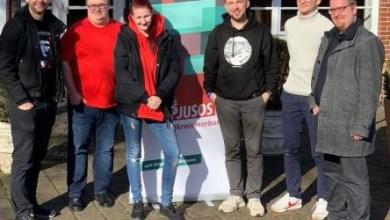 Photo of Landkreis Jusos wählen neuen Vorstand