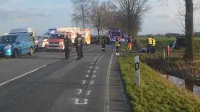 Photo of 82-jährige Autofahrerin bei Unfall tödlich und Motorradfahrer schwer verletzt