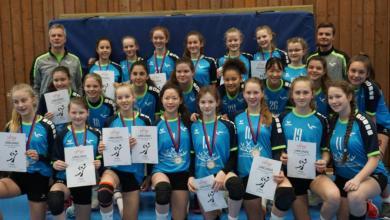 Photo of Leistungszentrum vom Volleyball-Team Hamburg weiter erfolgreich