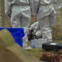 Mordkommission ermittelt auf jüdischem Friedhof
