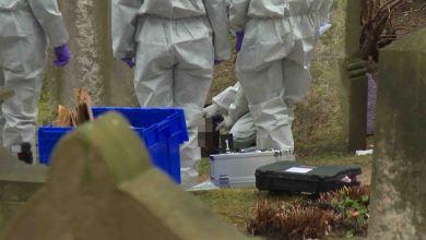 Photo of Mordkommission ermittelt auf jüdischem Friedhof