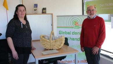 Photo of Osterüberraschung für ASB-Mitarbeiter von Neugraben fairändern