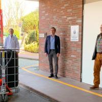 Elbe Kliniken erhalten Händedesinfektionsmittel von der Dow
