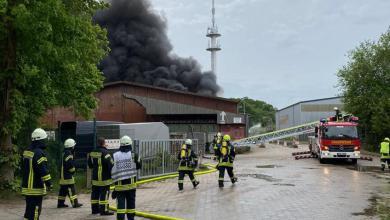 Photo of Feuer auf Harsefelder Recyclinggelände richtet hohen Sachschaden an