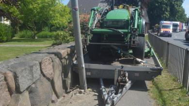 Photo of Anhänger löst sich während der Fahrt und trifft Fußgängerin – 56-jährige verstorben