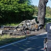 Drama südlich von Hamburg - Schwerer Verkehrsunfall fordert zwei Tote!