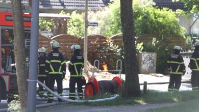 Photo of Gasunfall auf Baustelle in Neugraben-Fischbek