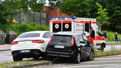Photo of Unfall auf der Winsener Straße mit 3 Verletzten