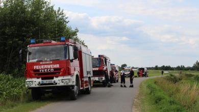 Bild von Erfolgreiche Personensuche: Feuerwehr findet demenzkranke Frau