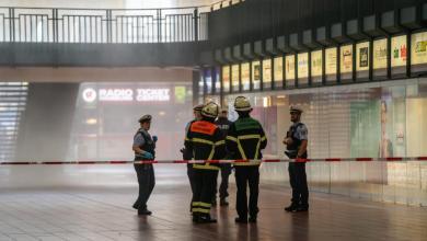 Photo of Sprinkleranlage löst aus – Chaos am Hauptbahnhof