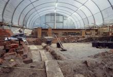 Bild von Archäologisches Museum Hamburg: Ausgrabungen an der Neuen Burg