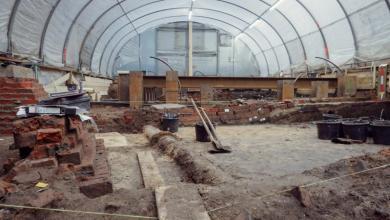 Photo of Archäologisches Museum Hamburg: Ausgrabungen an der Neuen Burg