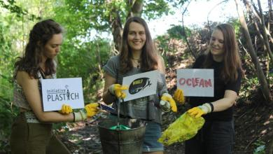 Bild von WCD: Ein Zeichen setzen gegen Plastik-Müll