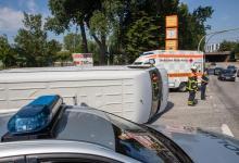 Photo of Heftiger Unfall nach Verkehrskontrolle