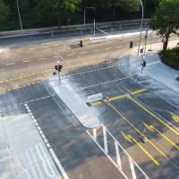 Wichtiger Verkehrsknotenpunkt wieder geöffnet