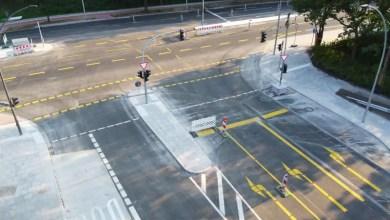 Bild von Wichtiger Verkehrsknotenpunkt wieder geöffnet