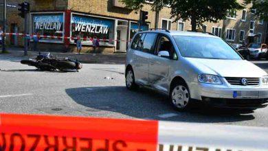 Photo of Kreuzungs-Crash: PKW-Fahrer übersieht Motorrad