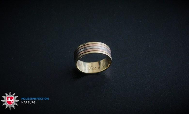 Bild von Wem gehört dieser Ring? Polizei sucht Eigentümer