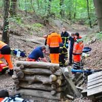 68-jähriger verstirbt auf illegaler Mountainbike-Strecke