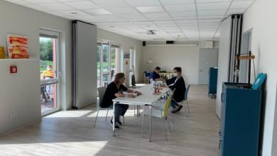 Bild von LeA-Tagesförderung weiht neue Räume ein