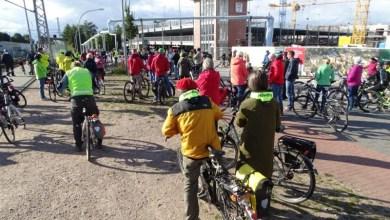 Bild von Wegen A26-Bau: Radfahrer müssen lange Umwege fahren