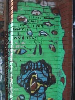Graffiti in Toronto (JGE)