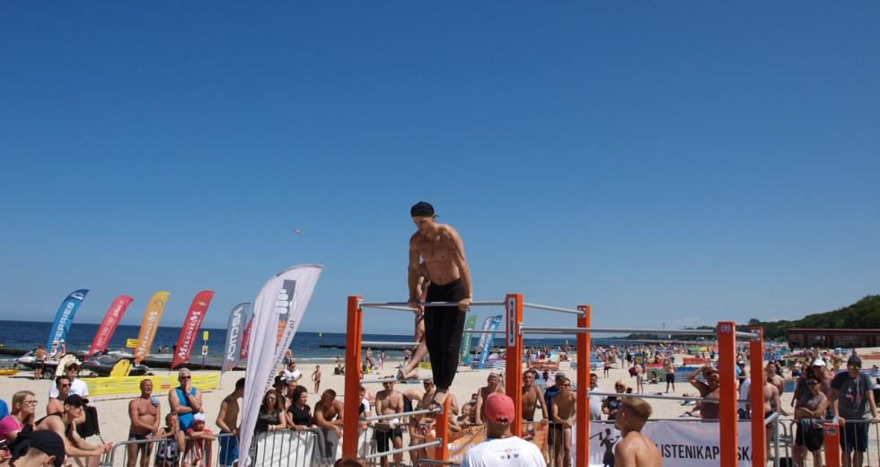 Wbrew grawitacji – Street Workout No Gravity w Kołobrzegu