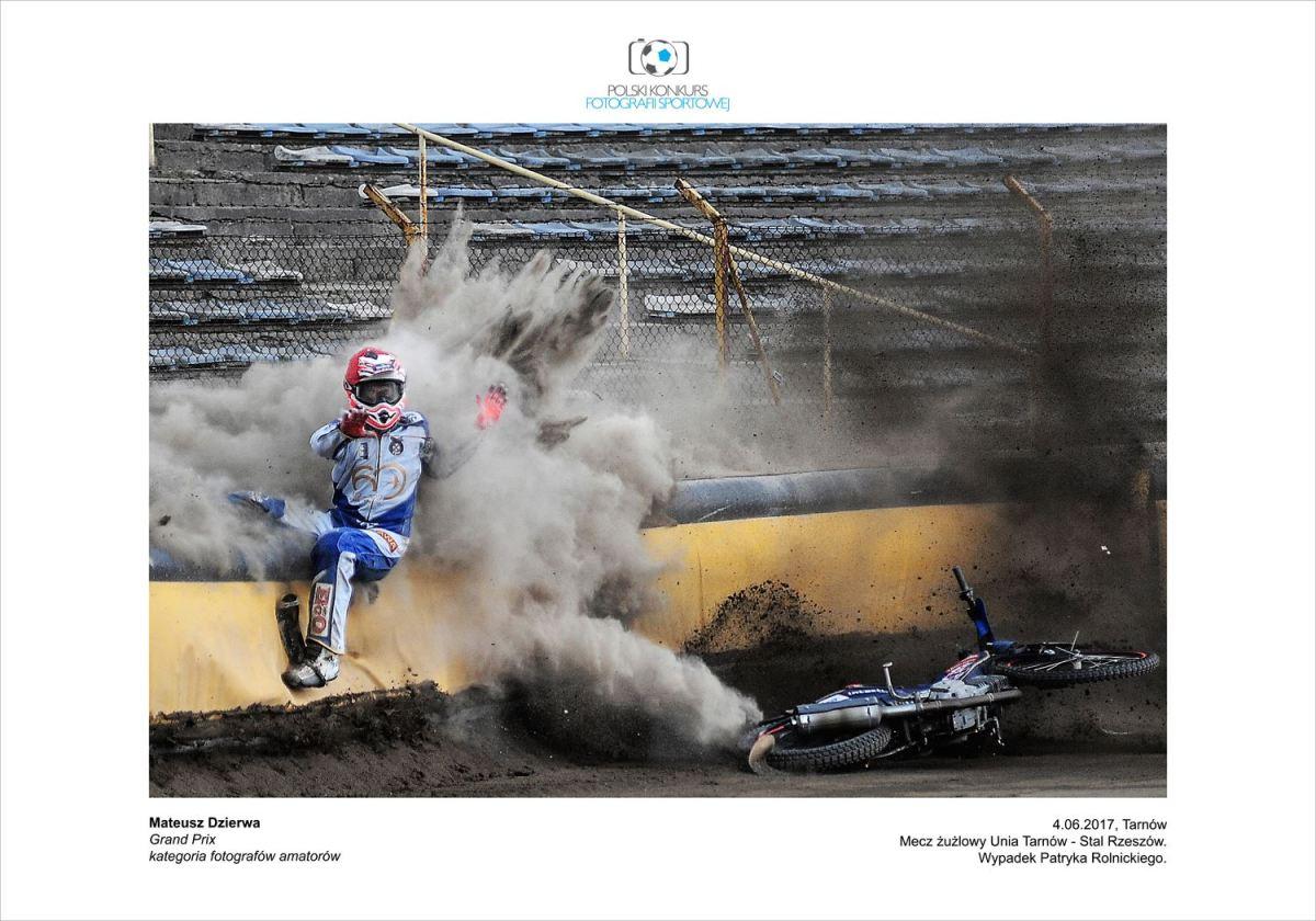 Polski Konkurs Fotografii Sportowej 2017 rozstrzygnięty