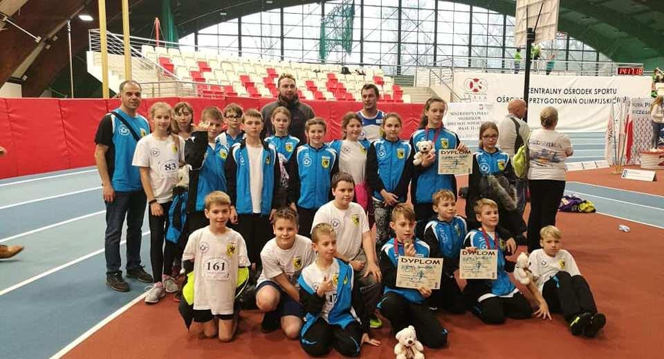 Zawodnicy ze Szczecinka wystartowali w Mistrzostwach Polski w dwuboju nowoczesnym