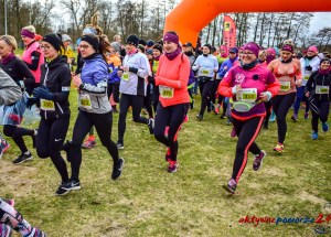 Pierwszy Bieg Kobiet w Szczecinku