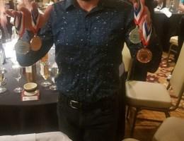 Pasieka dziki miod nagrodzona w USA