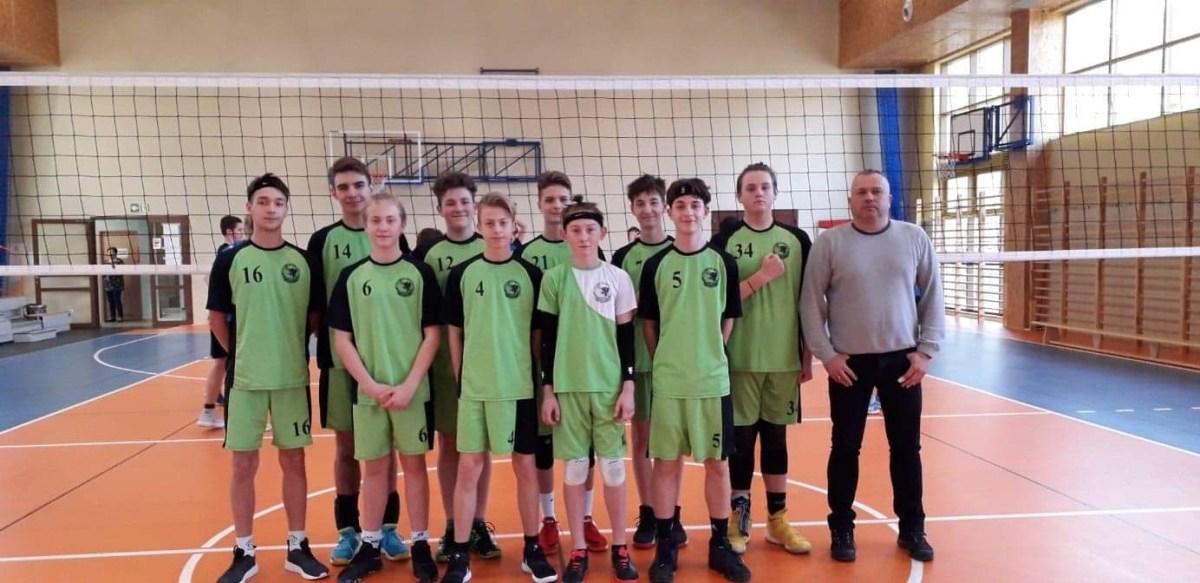 Siatkarze Gryfa zajęli III m-ce w finale Mistrzostw Województwa Zachodniopomorskiego w Piłce Siatkowej Młodzika