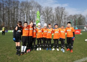 Akademia Piłkarska zagrała w finale województwa Turnieju o Puchar Tymbarku
