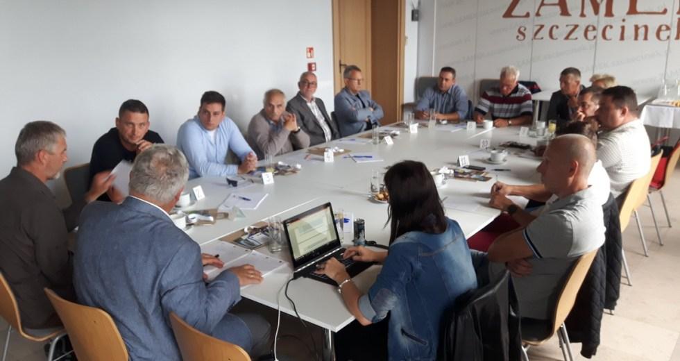 Na warsztatach o strategii rozwoju i promocji turystyki wędkarskiej