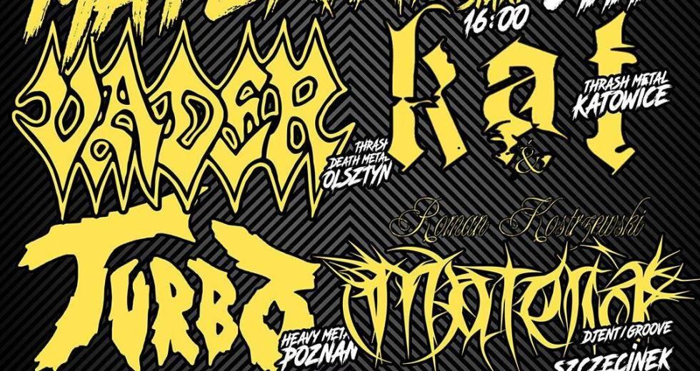 Materiafest ponownie rozbrzmi w Szczecinku